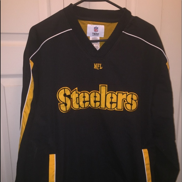 NFL Jackets & Blazers - Steelers pull over